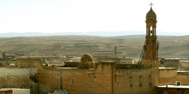 SAINT AKHSNOYO CHURCH,SYRIAC,TURKEY