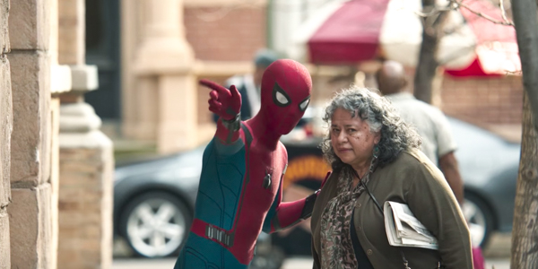 SPIDERMAN,HOMECOMING FILM