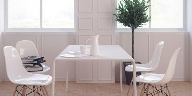 Minimal Dining Table