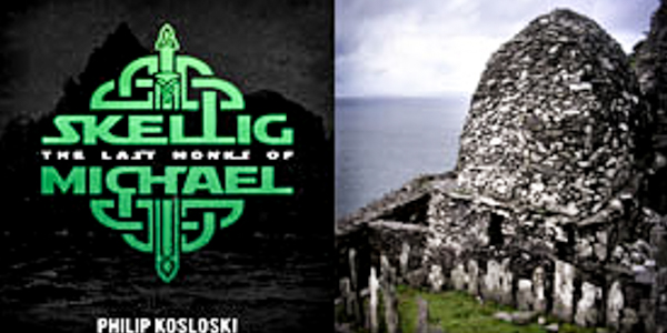 THE LAST MONKS OF SKELLIG MICHAEL