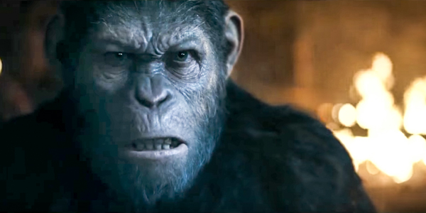 WAR FOR THE PLAENT OF APES