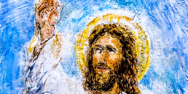 JESUS,THE ASCENSION