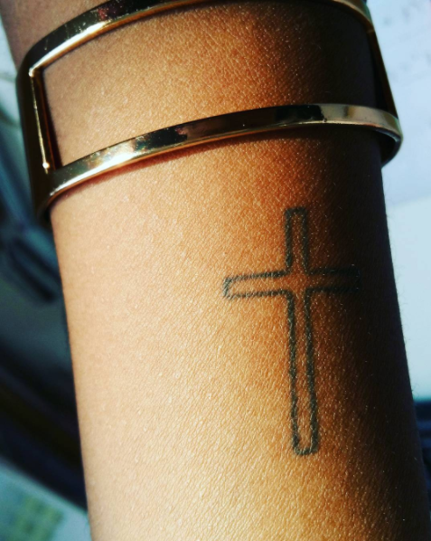 CROSS,TATTOO