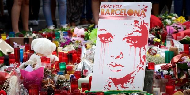 BARCELONA ATTACK TERROR