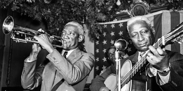 AMERICAN BLUES,LEAD BELLY