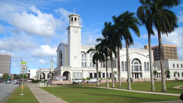 GUAM CATHEDRAL