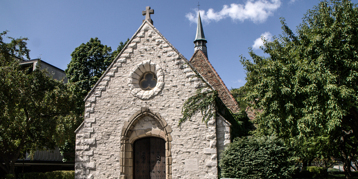 SAINT JOAN OF ARC CHAPEL