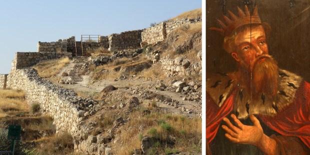 KING HEZEKIAH,LACHISH