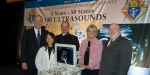 KNIGHTS OF COLUMBUS,ULTRASOUND