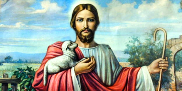 JESUS THE SHEPARD