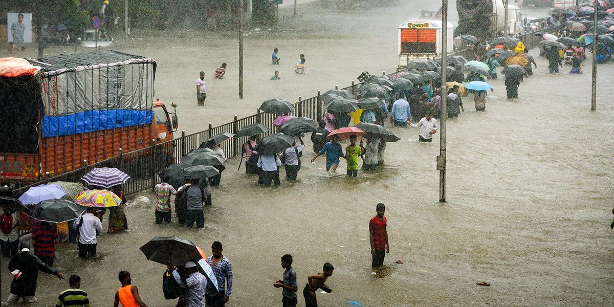 MUMBAI,FLOODS