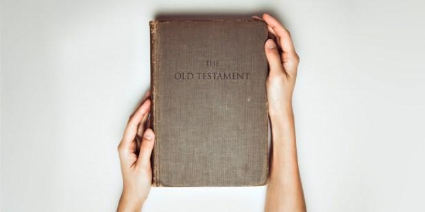 OLD TESTAMENT,HANDS