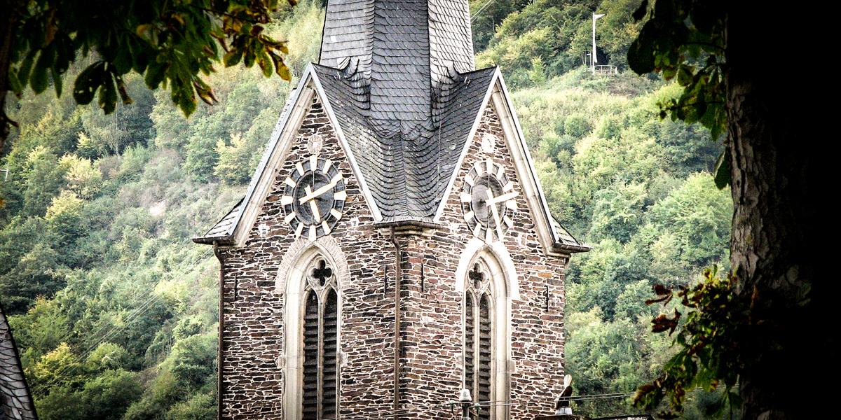 CLOCK TOWER,CHURCH