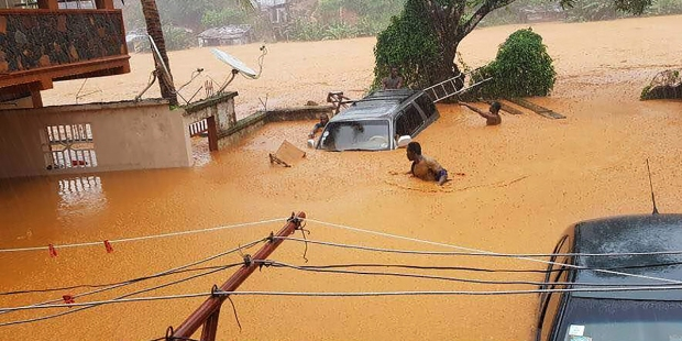 SIERRA LEONE FLOOD