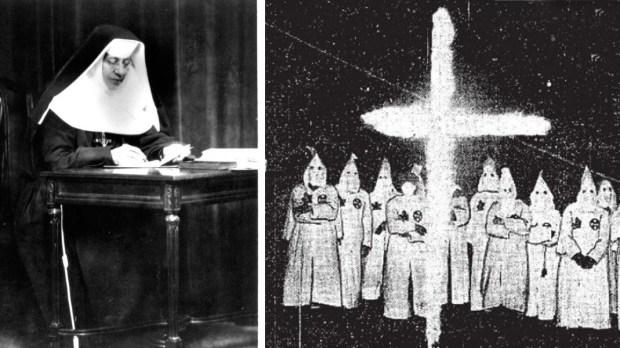 ST KATHARINE DREXEL,KKK