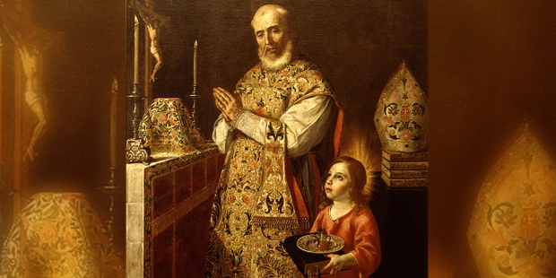 ST PETER PASCHAL PASCAL,PERE PASQUAL