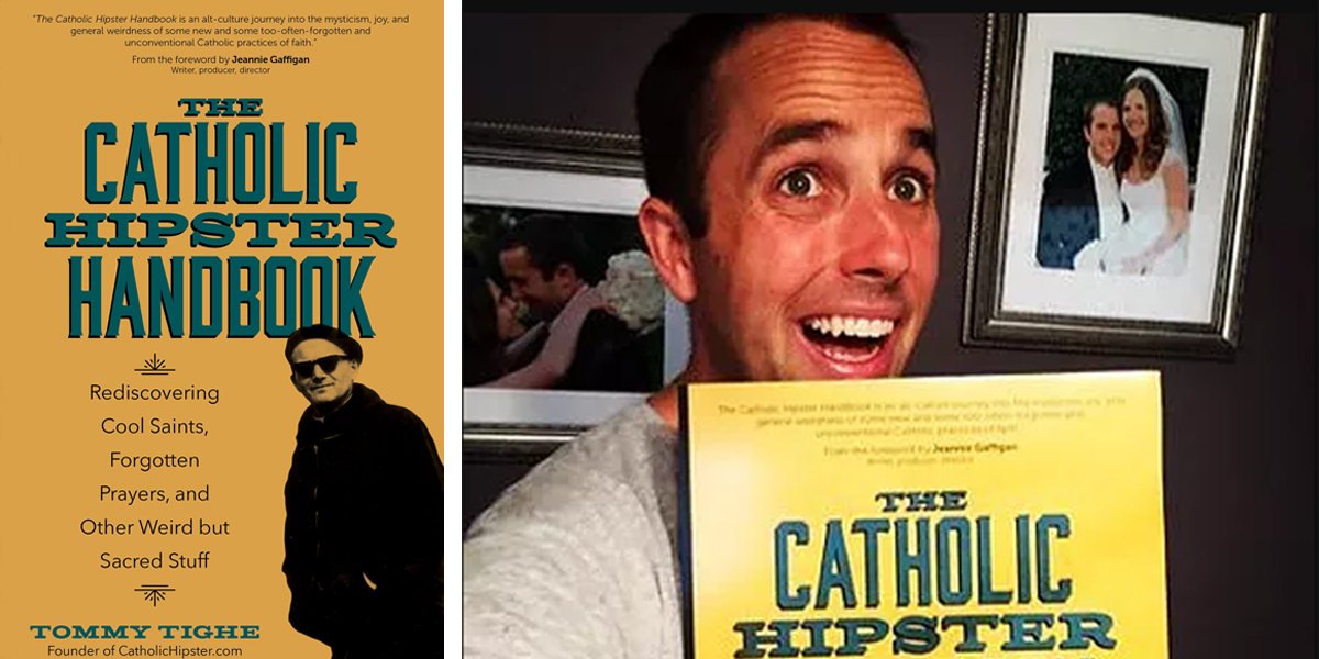 THE CATHOLIC HIPSTER HANDBOOK,TOMMY TIGHE