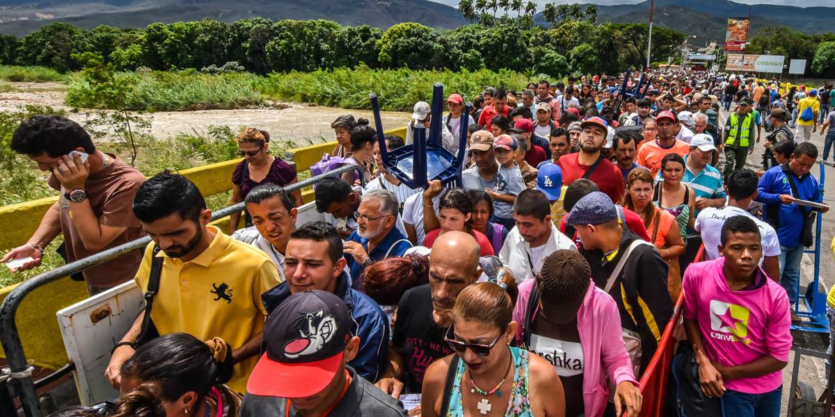 VENEZUELA,FOOD SHORTAGE