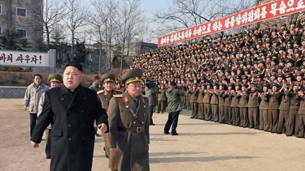 kim jong un, north korea
