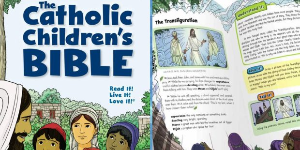 CATHOLIC CHILDRENS BIBLE