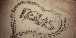 TEXAS WRITTEN IN SAND