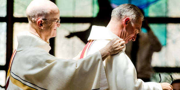 DEACON AND PRIEST