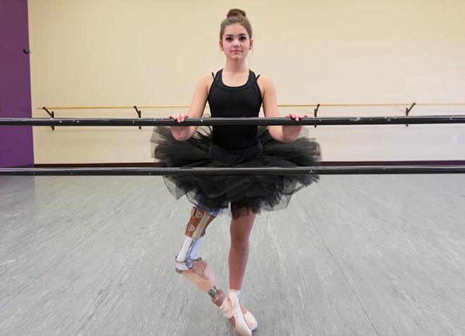 Gabi Shull Ballerina