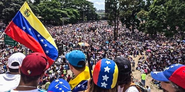MARCH,VENEZUELA