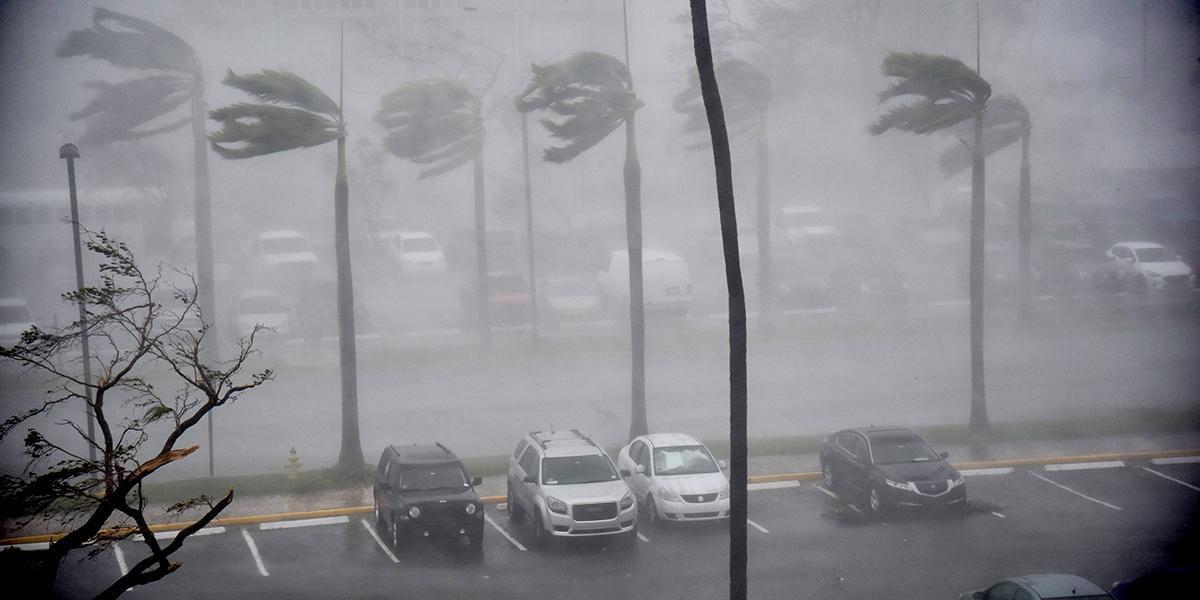HURRICANE MARIA.PUERTO RICO