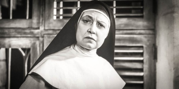 DISAPPOINTED NUN