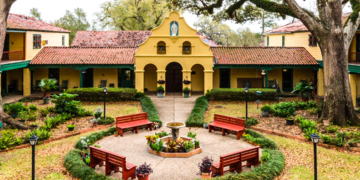 OUR LADY OF THE OAKS RETREAT HOUSE