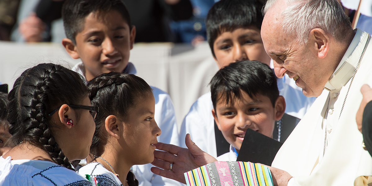 POPE FRANCIS,MEXICAN