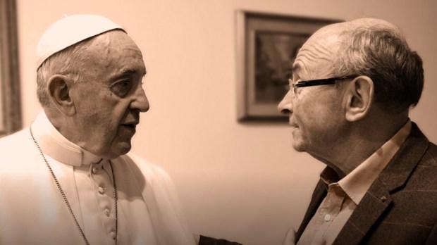 POPE FRANCIS,DOMINIQUE WOLTON