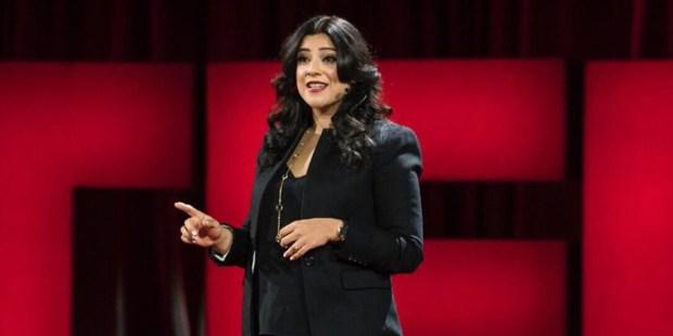 RESHMA SAUJANI,TED TALK