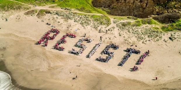 RESIST,BEACH
