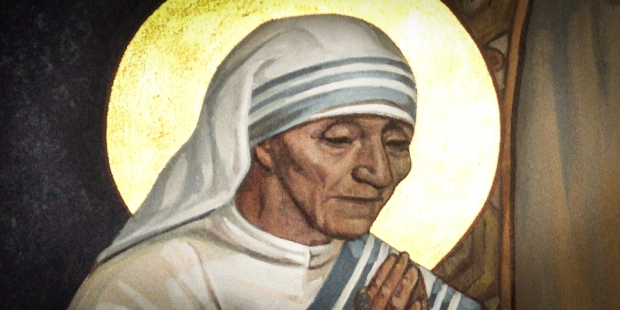 SAINT THERESA OF CALCUTTA