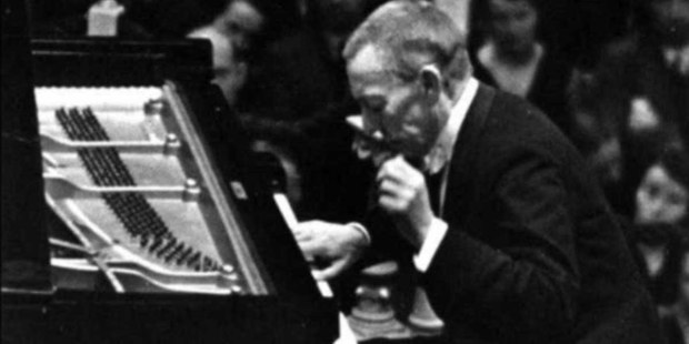 SERGEI RACHMANINOFF,PIANO,PIANIST