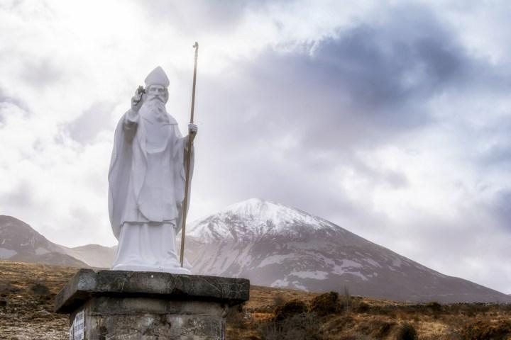 CROAGH OF PATRICK,IRELAND