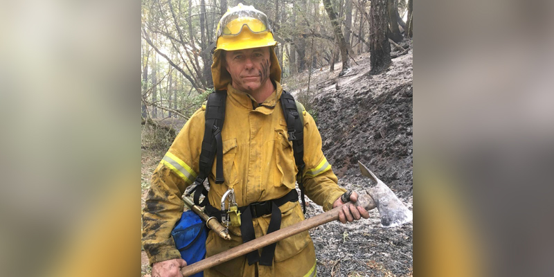 FIREFIGHTER,WILDFIRE