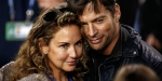 Harry Connick Jr. and Jill Goodacre