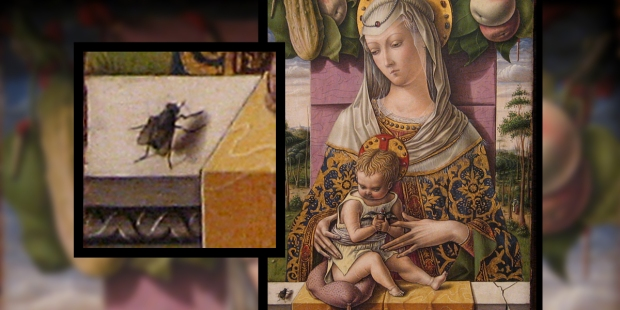 MADONNA AND CHILD,FLY