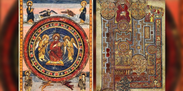 CODEX AMIATINUS,BOOK OF KELLS