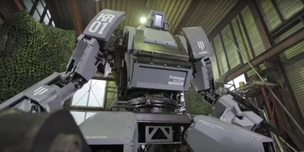 ROBOT,FIGHT