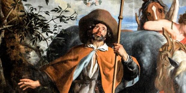 SAINT GUIDO OF ANDERLECHT