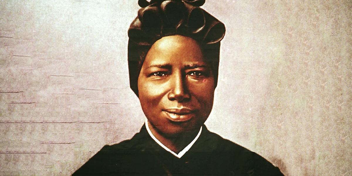 Sainte Josephine Bakhita
