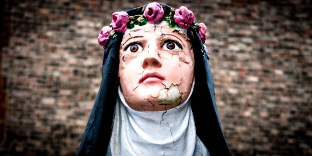 SAINT THERESE STATUE