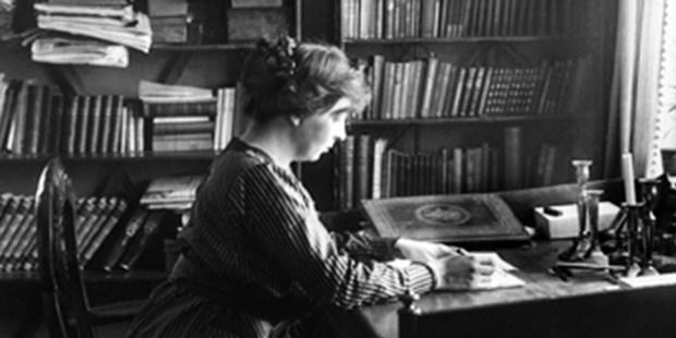 Woman Novelist