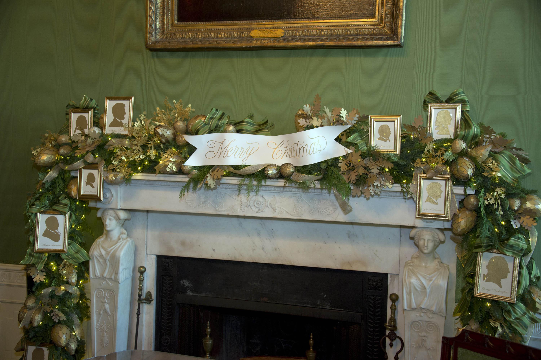 WHITE HOUSE;CHRISTMAS DECORATIONS;MELANIA TRUMP;2017