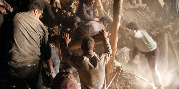 IRAN,EARTHQUAKE