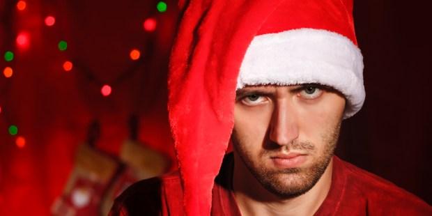 CHRISTMAS GRUMPY